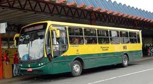 Ônibus Empresa Tecelã - Americana
