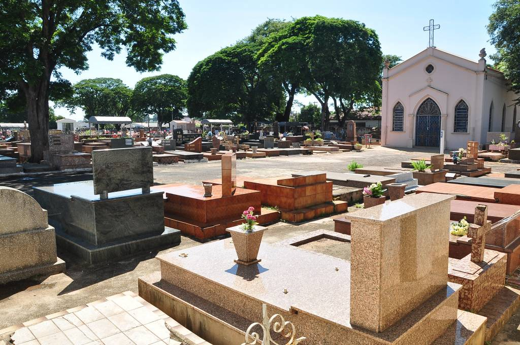 cemitério saudades americana